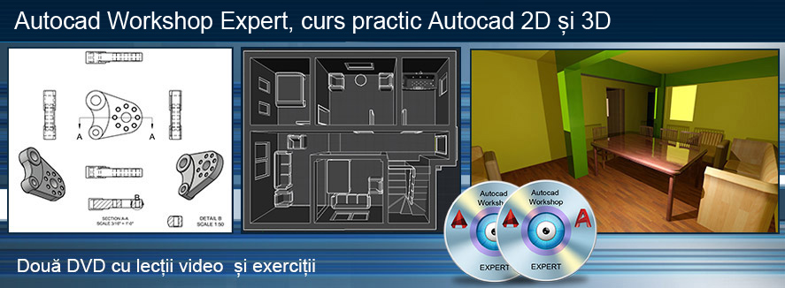 Curs AutocadWorkshop Expert Tutorial